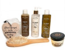 argan body and hair