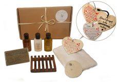 Brievenbuscadeau, cadeau brievenbus, Argan Cadeaupakket, cadeau die door de brievenbus past, brievenbus cadeau