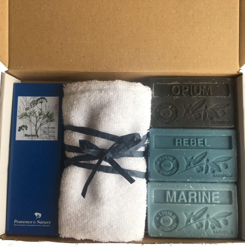 cadeautje voor mannen, brievenbus cadeau, cadeau die door de brievenbus past