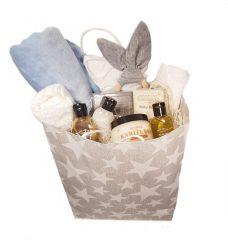 Cadeaupakket voor baby en moeder, Kraamcadeau baby en moeder, geboortegeschenk baby en moeder