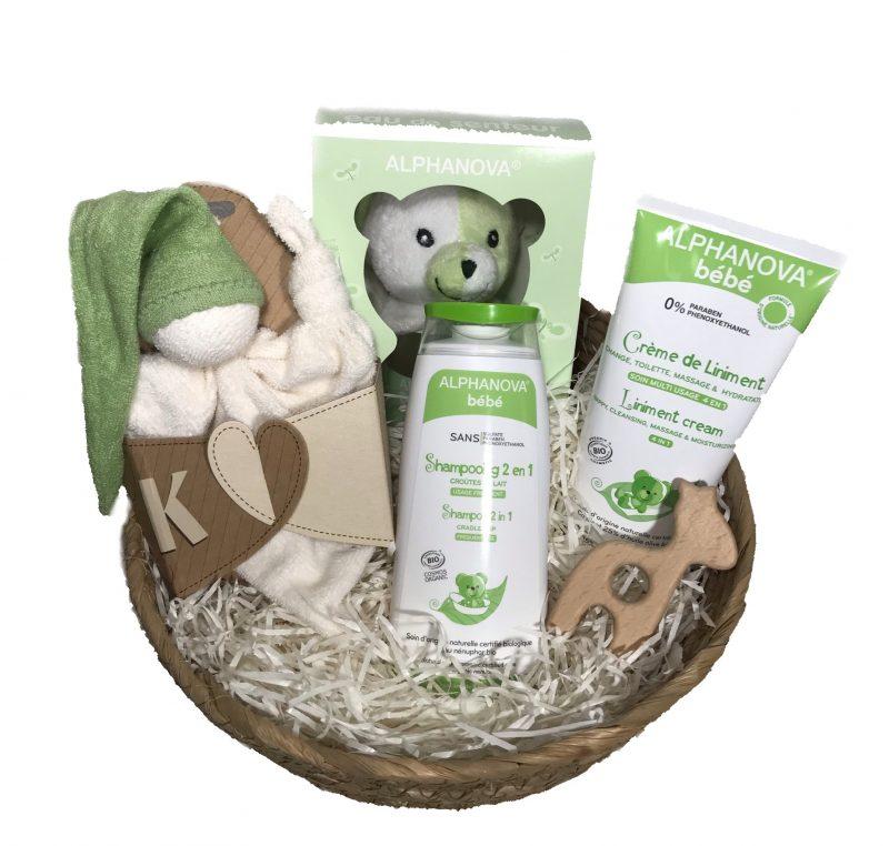 Alphanova, geboorte cadeau, geboorte geschenk, Baby Bio,