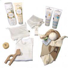 Cadeaupakket baby en mama sensitive! Worry-free ingrediënten.