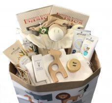Baby en moeder, Cadeaupakket voor baby en mama. Worry-free ingredients