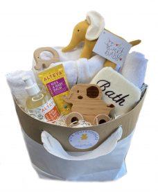Biologisch babypakket